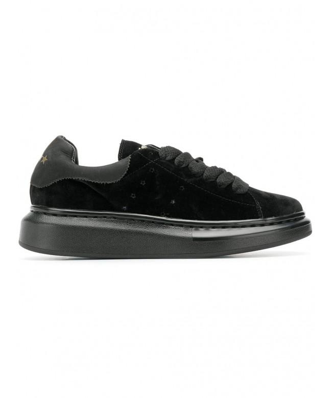 Sneakers velluto
