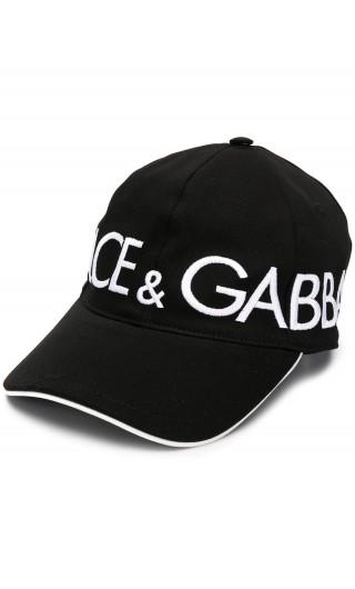 Cappello Baseball logo Dolce & Gabbana