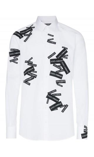Camicia ml st.etichette