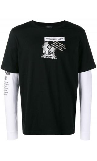 T-Shirt mm giro T-Shoot Ya