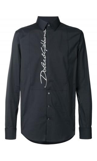 Camicia ml logo Dolce & Gabbana