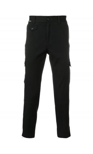 Pantalone cotone stretch