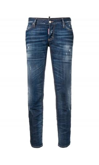 Jeans 5 tasche Jennifer Cropped