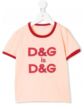 T-SHIRT MM GIRO ST.D&G IS D&G