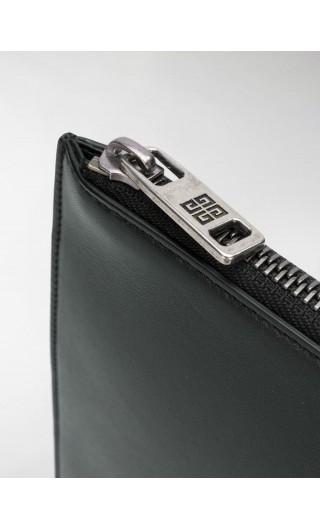 Pochette grande Givenchy Paris pelle c/zip