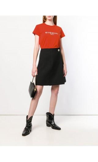 T-shirt mm aderente Givenchy Paris