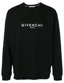 Felpa ml giro Givenchy Paris vintage