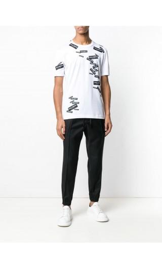 T-Shirt mm giro multi etichette