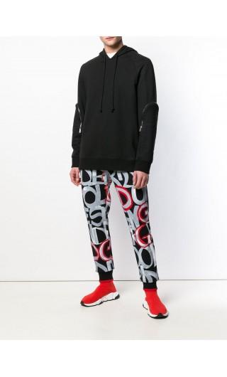 Pantalone felpe st.scritta