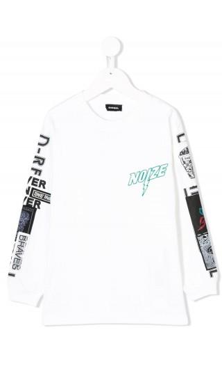 T-Shirt ml giro Justlswa