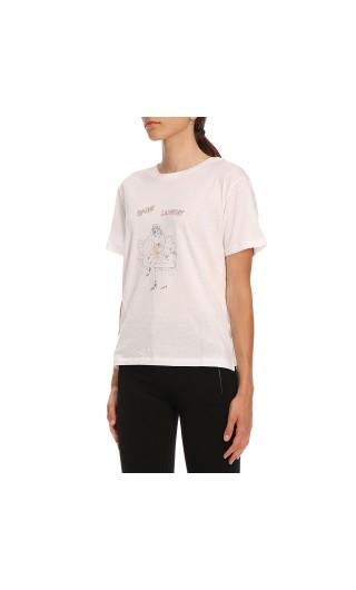 T-Shirt mm giro c/disegno