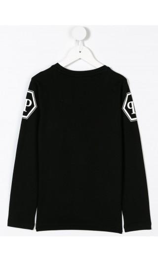 T-Shirt ml giro Face
