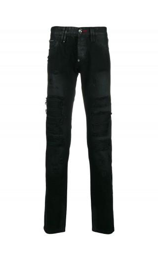 Jeans 5 tasche Animal Bar