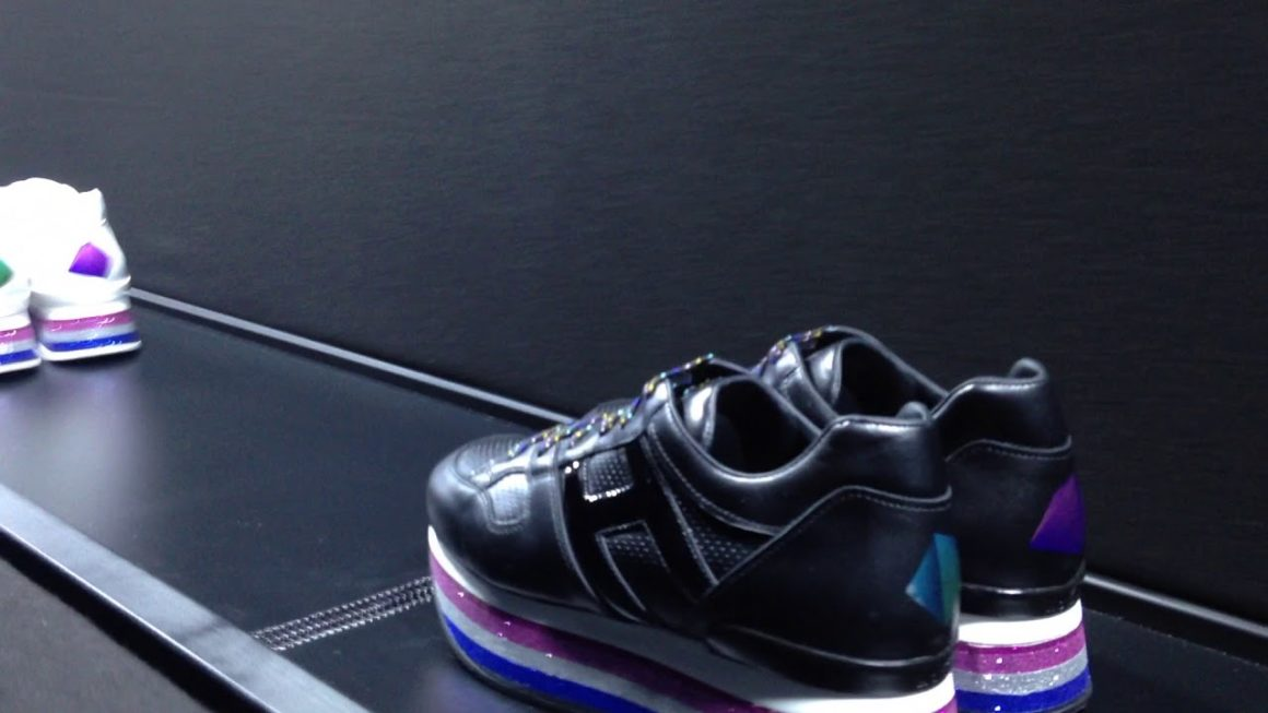 separation shoes 54ecc 3bd6a Hogan: collezione primavera/estate 2019