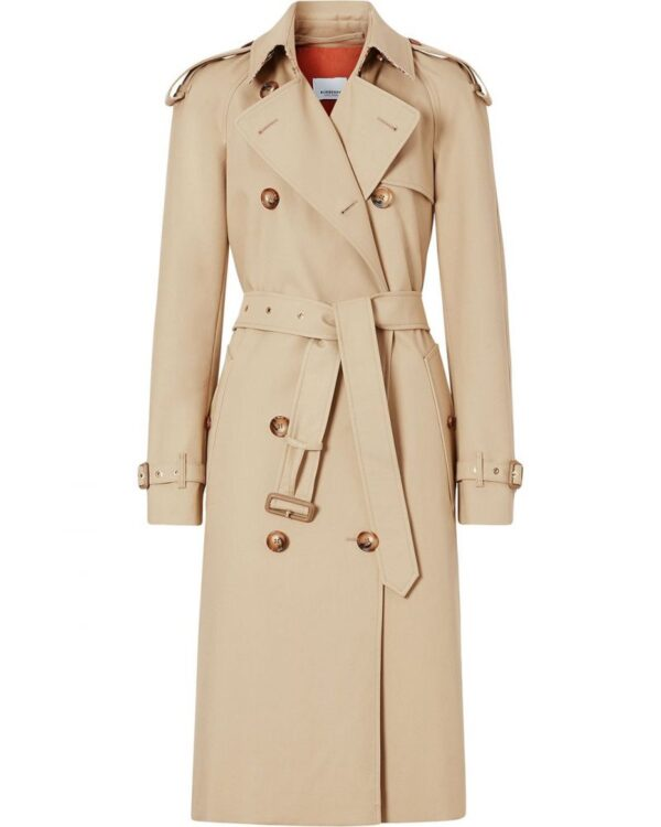 Burberry trench coat: an always fashionable garment